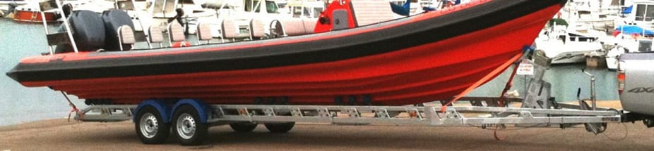 Rib / Speedboat